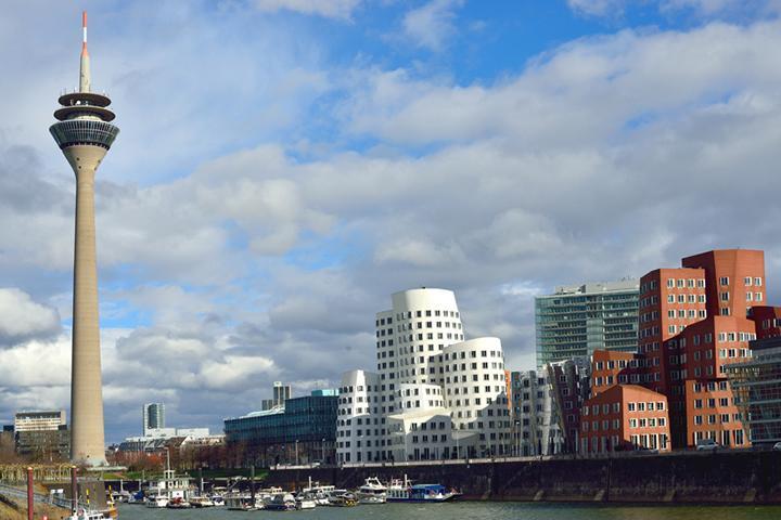 Umzugsunternehmen Düsseldorf